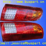Higer bus tail light / Hot sale High quality 12 or 24 volt led tail light for yutong kinglong bus-
