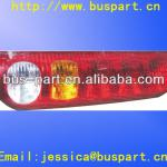 yutong kinglong Hot sale High quality 12 or 24 volt led tail light for yutong kinglong bus-