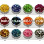 kaho art nail factory wholesale samll order nail accessories high quality cosmetic mirrors parts-NA