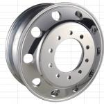 Alloy Wheel for trailer and bus with DOT ECE certificates-