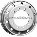 Chrome aluminium Wheel for trailer and bus with DOT ECE certificates-
