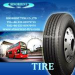 Long Working Life Radial Bus Tires-