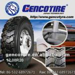 High quanlity Genco truck tires-