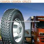 Bus and truck tire radial tire 1200R24 Pattern ST901-