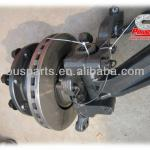 CHINA bus HIGER YUTONG KingLong DongFeng ANKAI bus Front Rear axle 24K3R-02501-