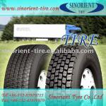 Radial Bus and Truck Tires-