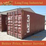 20ft used steel cargo containers for sale-20GP