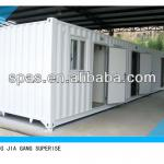 Mobile and portable living and office container house-Other