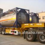 China clw brand iso tank container-CLG20