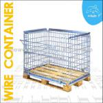 Foldable steel transportation container-XDR-A003