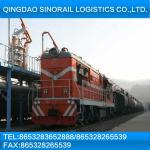 from Ningbo to Astana saws railway containers-Sinorail