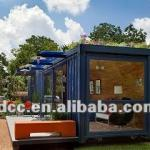 container for living-