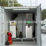 Filling station pumps for sale container petrol station IS09001-40ft Filling station pumps