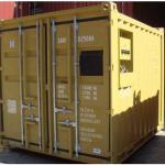 20ft 40ft offshore shipping container,half height container-SPECIAL