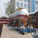 LPG Filling Station with Fixed or Mobile Skid Mounted Type-