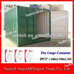 Sunhill Sale New Built 20gp Container-SH-103