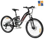 Electric bike 26'' Aluminum frame Lithium battery mountain bike-MB-M617