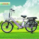 22 inch electric bicycle-ZZLD