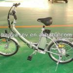 electric bike CE TUV certificate foldble bike motorized bicycle EN15194 E-BIKE-EB05