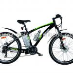 lithium battery Electric bike with CE certificate (ZW-TDE-201Z)-ZW-TDE-201Z (ZW-TDM26SD-003-1)