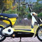 2014 new 25-35km/h 350W electric bike with pedal-ZX-EB05