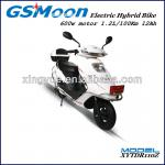 600W hybrid electrical scooter-XYTDR110Z