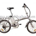 Folding Electric Bicycle-RPZ2002