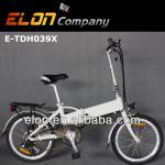 Folding electric bike 20inch (E-TDH039X)-E-TDH039X