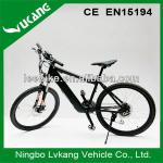 36v lithium battery aluminium electrical bicycle mountain CE EN15194 approval-LEEM1040