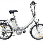 foldable electric bike-TDN02