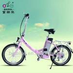 6-speed electric bicycle-EB04