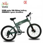 electric bicycle and hummer mountain electric bike-YT-2608A
