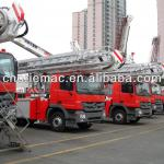 Hot Sale XCMG DG22C/DG53C Aerial Ladder Fire Truck For Sale
