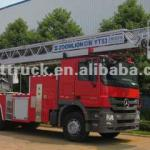 Mercedes-Benz Aerial ladder fire truck