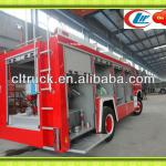 Dongfeng fire truck manufacturer, fire fighting vehicle factory