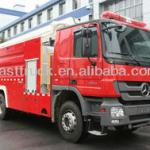 Mercedes- Benz 6m3 55M water tower fire truck
