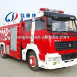 China good quality foam type fire truck fire engine (truck for fire fighting)exporter manufacturer