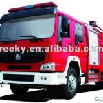 SINOTRUCK airport fire fighting truck for sale