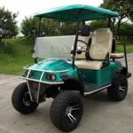 4-Seat electric Off-road Hunting Golf Cart with CE certification from the origin manufacturer-