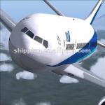 air freight express/courier service from china to Czech Republic-different model