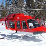 "Air ambulance ""Bell-407"" EMS Helicopter"