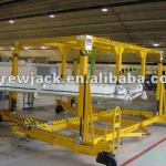 Aircraft Wing Handling Trolley- Jacks&Gearboxes