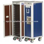 ATLAS & KSSU Aircraft Galley Equipment, Aviation Inflight Meal Cart or Trolley for Airline, Airplane, Aeroplane