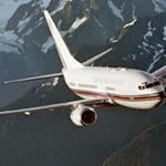Boeing 737 Airplane