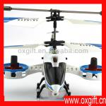 Cartoon 3.5 Channel Alloy RC Helicopter