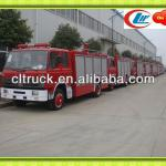 DongFeng 153 fire fighting vehicle, water fire truck,water foam fire truck