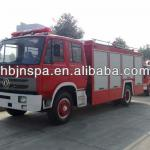 Dongfeng 4000l-5000l WATER TANK FOAM TANK FIRE TRUCK