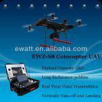 EWATT Civil Unmanned Aerial Vehicle OctoCopter UAV EWZ-S8 Drones