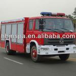 JDF 5000l-6000l WATER TANK FIRE TRUCK