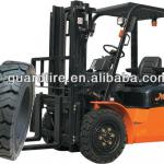 luggage electric tow tractor with Japan parts and technology